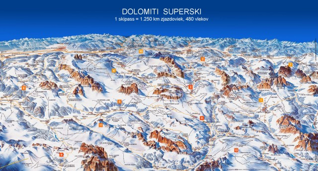Dolomity Superski